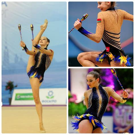 rhythmic swing katsiaryna halkina belarus clubs 2013 2014 music