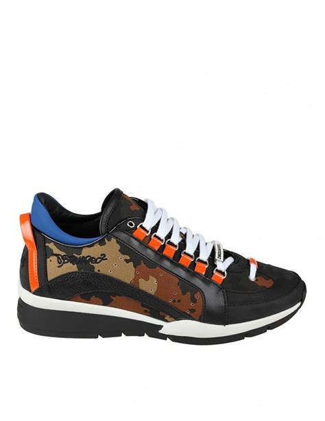 dsquared2 sneakers dsquared2 dsquared2 sneaker 551camouflege camouflage
