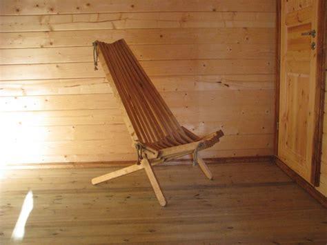 bauanleitung stuhl holz saunastuhl gartenstuhl badetonnen und saunen aus holz