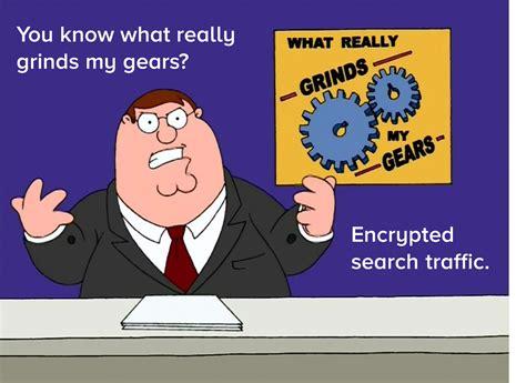 google  encrypt  keyword searches  goodbye