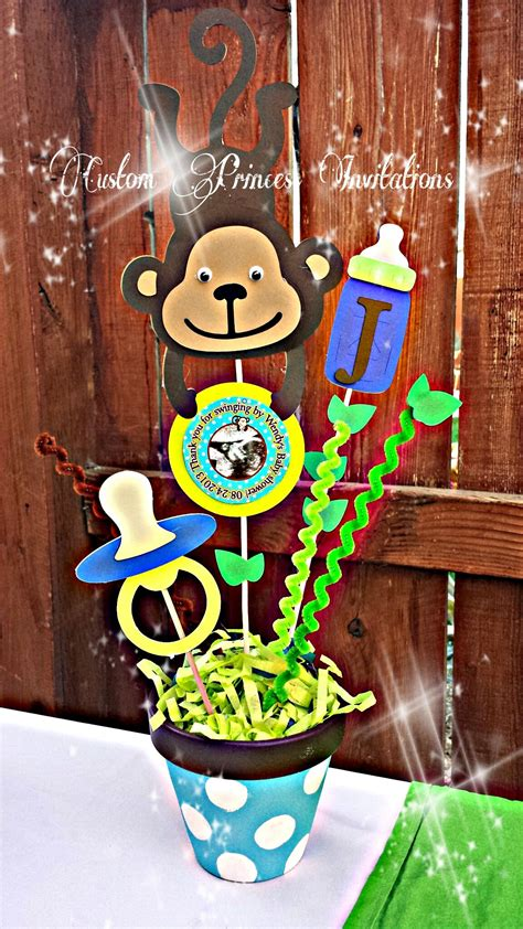 Baby Monkey Theme For Baby Shower by Monkey Baby Shower Theme Baby Shower Baby