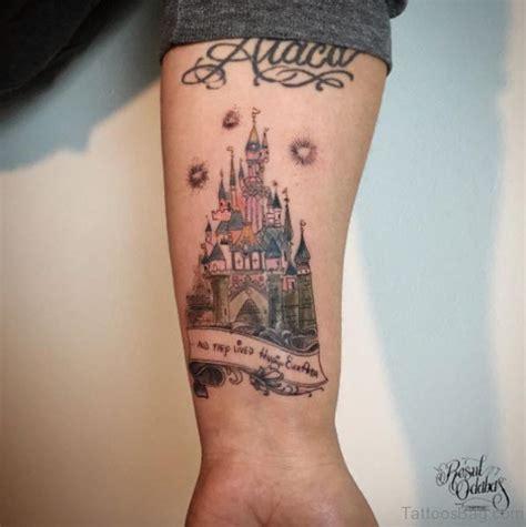 tattoo hand disney 8 innovative castle wrist tattoos