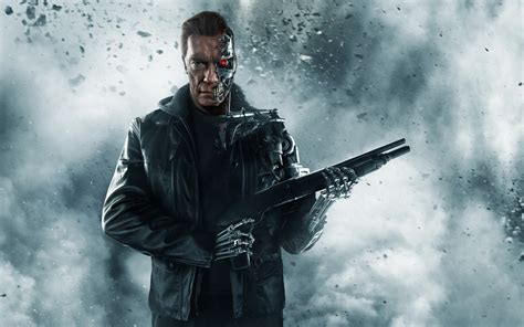 Arnold Terminator Wallpapers by Arnold Schwarzenegger Terminator Wallpapers Hd