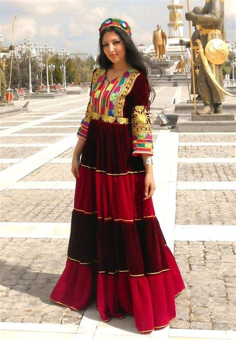 uzbek traditional dress women 246 best images about afghan dresses on pinterest head