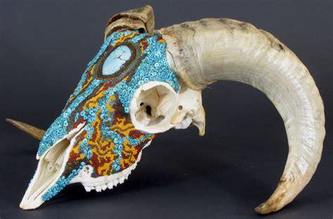 beaded skulls collector s beaded skulls gallery suzanne schmaltz