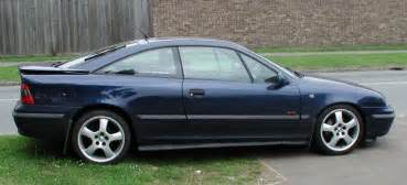 Vauxhall Calibra Turbo Opel Calibra Turbo Photos News Reviews Specs Car