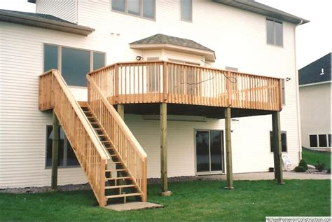 decks   decking  michael pomeroy construction