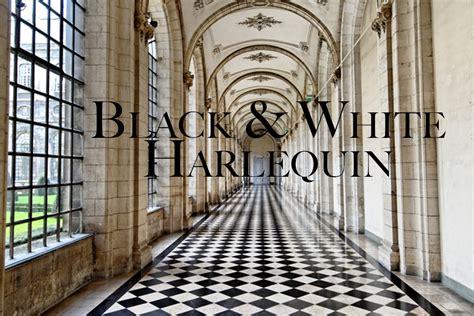 loving black and white harlequin floors summer thornton