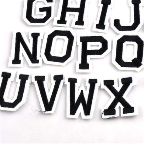 01 Cp Motif Maron 1 á æ ìµì ó ìµì ì æ á 26pcs patch diy a z â letter alphabet letter