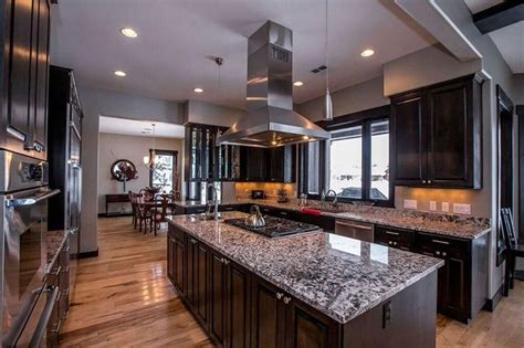 kitchens with granite countertops top 25 best white granite colors for kitchen countertops