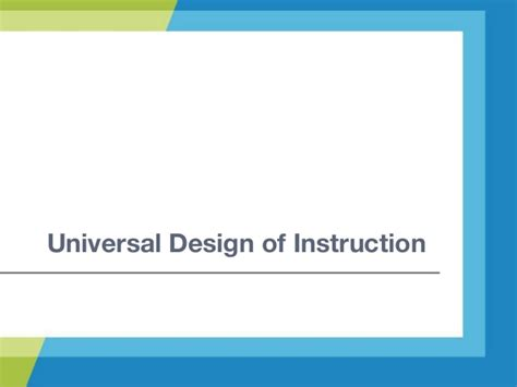 universal design font size pluto institute accessibility and universal design