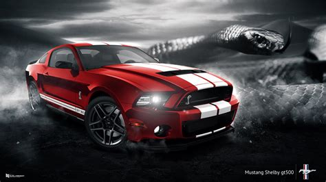 ford mustang shelby gt500 wallpaper by durly0505 on