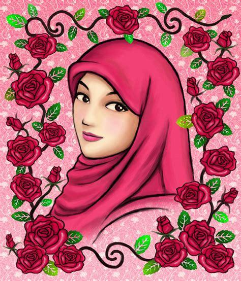 wallpaper girl muslimah muslimah for life by shahrezs18 anime manga hijab