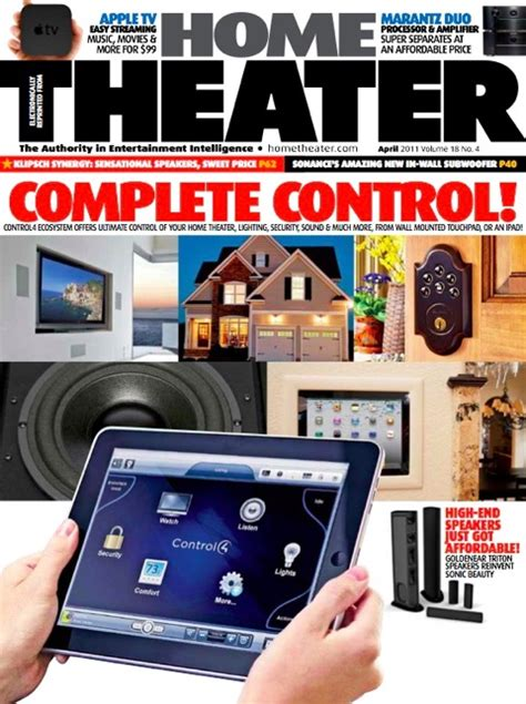 complete control4 review by home theater
