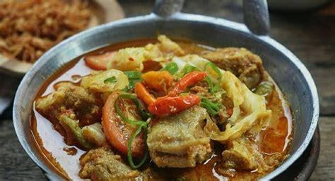 cara membuat opor ayam khas jawa tengah resep tongseng ayam pedas nikmat khas jawa tengah resep