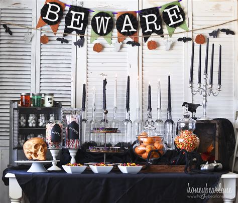 halloween event themes spooky halloween party set up