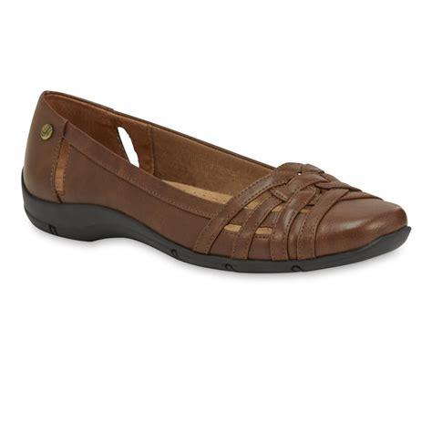 Flat Shoes Artikel Va11 lifestride s diverse brown ballet flat