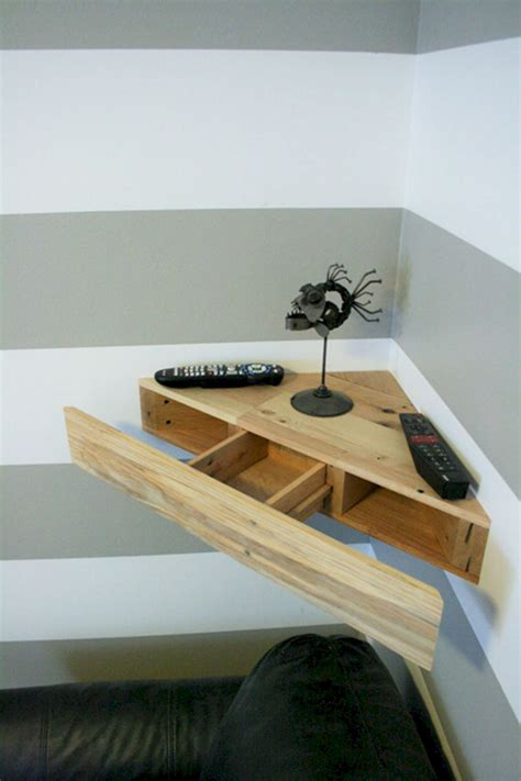space saving corner shelf design ideas shelf design