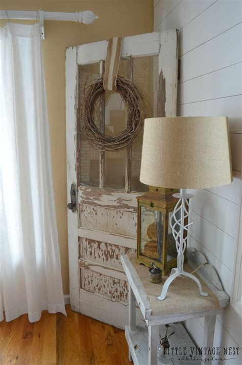 Decorating With Antique Doors by Best 25 Door Decor Ideas On Photo Frame