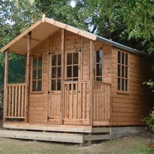 garden sheds workshops summer houses in hertfordshire