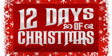 What Calendar Days Are The 12 Days Of 12 Days Of Sale