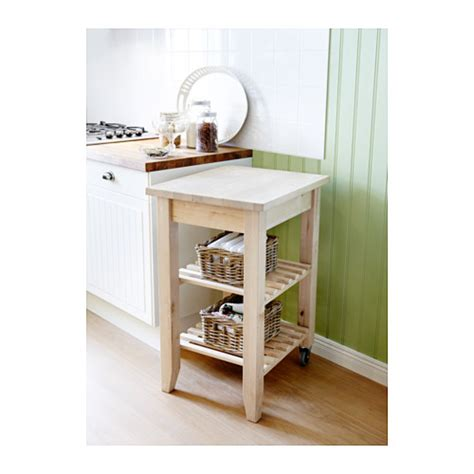 ikea bekv m bekv 196 m kitchen trolley birch 58x50 cm ikea