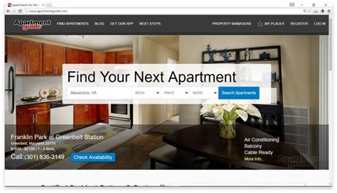 appartments guide apartmentguide com reviews comparison shop
