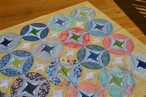 Piecing Patchwork - new quilt pattern eclipse color quilts by