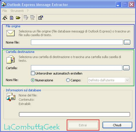 email j t pusat come creare un backup delle email scaricate con outlook
