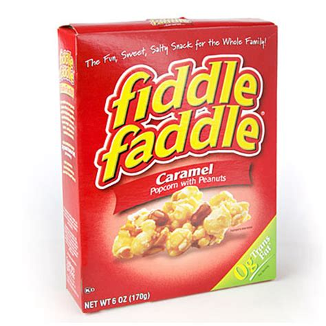 Dollar Store Decor View Fiddle Faddle 174 Caramel Popcorn With Peanuts Deals At