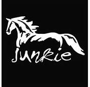 Top / Shop By Price $0  $20 Horse Junkie Window Decal