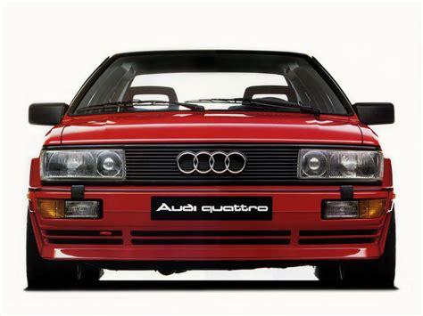 Audi Quattro Neu by Audi 80 90 Coupe Type 81 85 Urquattro Sportquattro
