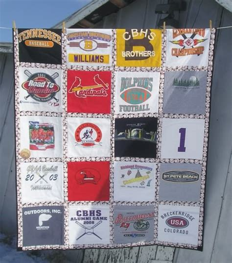 Directions For T Shirt Quilt by The Blond Next Door What To Do With T Shirts 5 Ideas