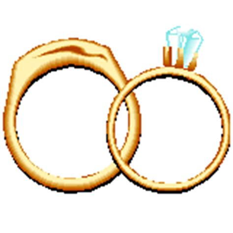 Wedding Rings Animation by Bridal Association Of America Wedding Clip