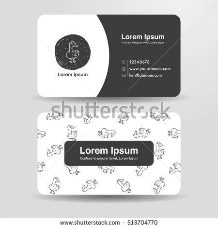doodle duck free stock photos royalty free images vectors