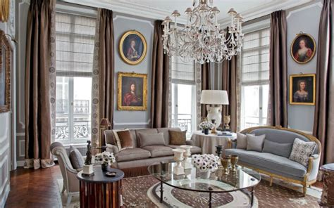 luxury apartment a parisian style contemporary the most beautiful living rooms in