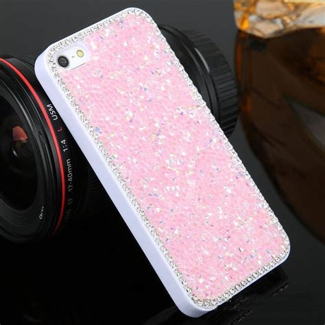Iphone 4 4s Superthin Casing Cover Pink Glitter Hardcase for iphone 7 4s 5s 6 6s 7 plus luxury ultra thin bling glitter cover ebay