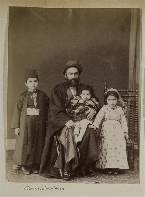 ottoman family armenians and armenian photographers in the ottoman empire