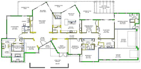 Luxurious House Plans by House Plans To Take Advantage Of View Search