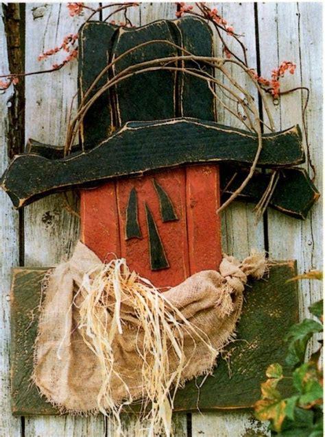 wooden scarecrow patterns primitive wood pattern