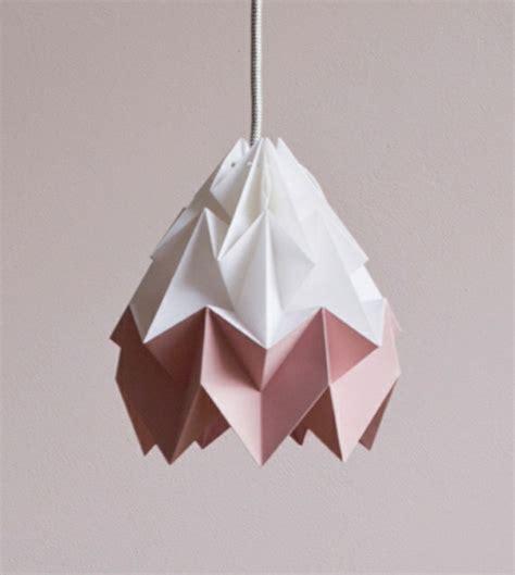 Moth Origami Lshade - origami lenschirm anleitung und tolle beispiele