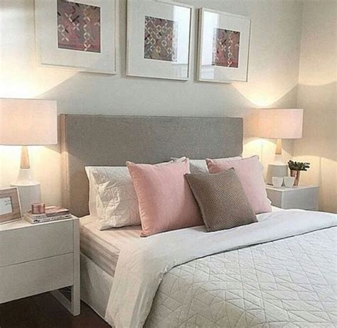 the 25 best gray pink bedrooms ideas on pink