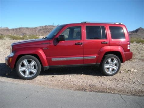 2012 Jeep Liberty Limited Edition Purchase Used 2012 Jeep Liberty Limited Jet Edition Only