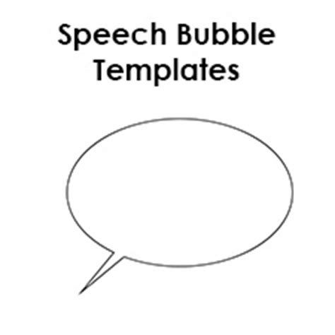 Editable Speech Template free printable speech templates pdf format