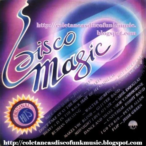Disco Magic coletaneas disco funk disco magic 1976
