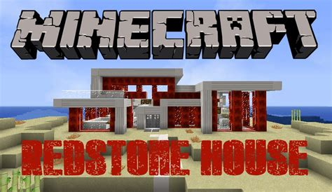 minecraft redstone house minecraft redstone house minecraft project