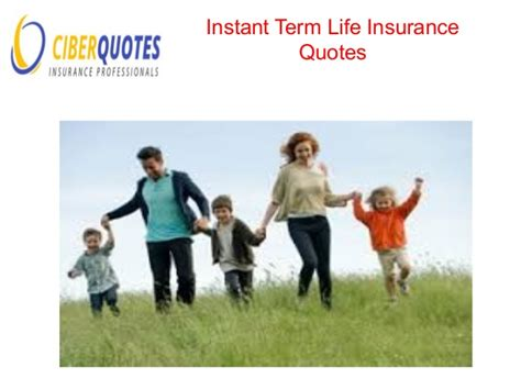 instant term life insurance quotes   quotesbae