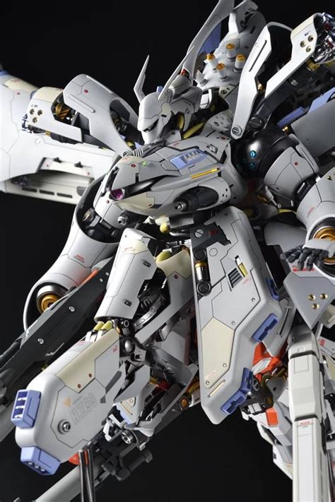 Kaos Gundam Mobile Suit 54 custom build re 100 nightingale quot range support type