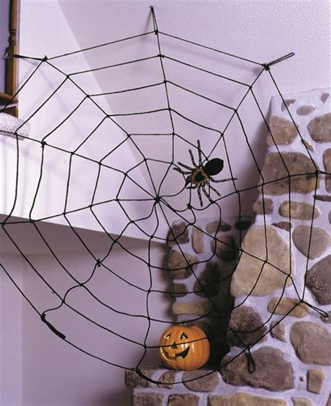 spider web decorations for rope spider web decorations props