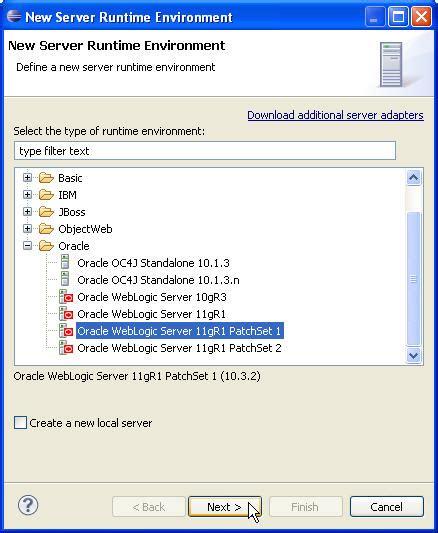 Tutorial Eclipse Oracle | oepe spring jpa tutorial step 1 setup database and